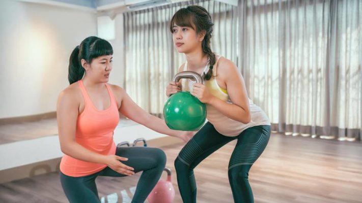 Female Personal Trainer Singapore