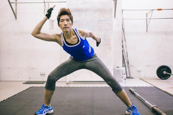 Female Personal Trainer Singapore Karen Lee MyFitnessComrade