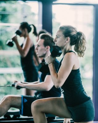 Weight Loss Personal Training Singapore