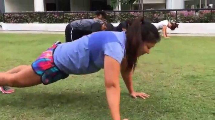 Freelance Personal Trainer Singapore MyFitnessComrade