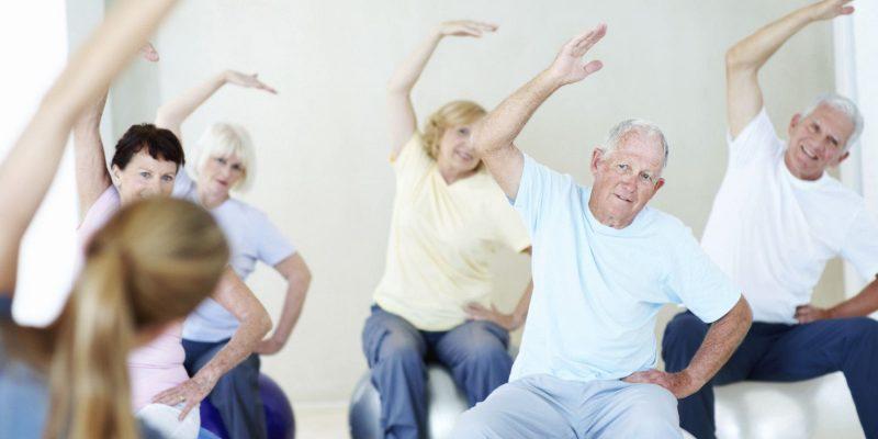 Senior Citizen Training Singapore Personal Training Physical Training Elderly MyFitnessComrade MFC