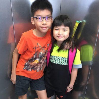 Testimonial Badminton Singapore Badminton Lessons MyFitnessComrade
