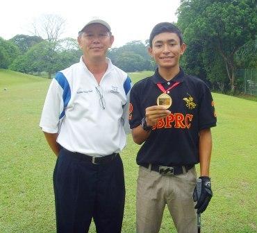 Testimonial Golf Singapore Golf Lessons MyFitnessComrade