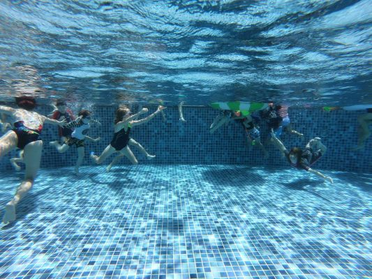 Swimming Singapore Swimming Lessons MyFitnessComrade