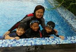 Testimonials Swimming Singapore Swimming Lessons MyFitnessComrade