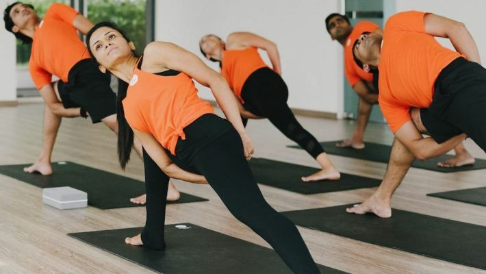 Yoga Instructor Singapore Yoga Lessons MyFitnessComrade