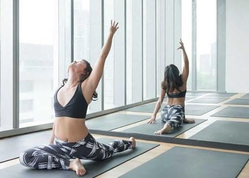 Yoga Instructor Singapore Yoga Lessons MyFitnessComrade