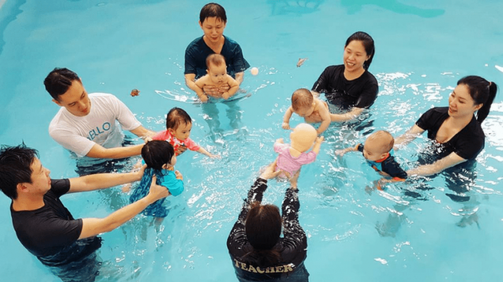 Testimonials Baby Swimming Lessons Singapore Baby Swimming Coach MyFitnessComrade MFC