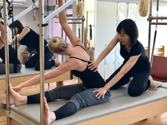 Testimonials Pilates Instructor Singapore Pilates Lesson Singapore MyFitnessComrade MFC