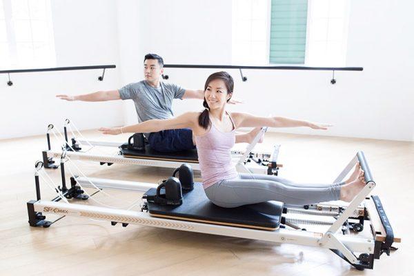 Pilates Instructor Singapore Pilates Lesson Singapore MyFitnessComrade MFC
