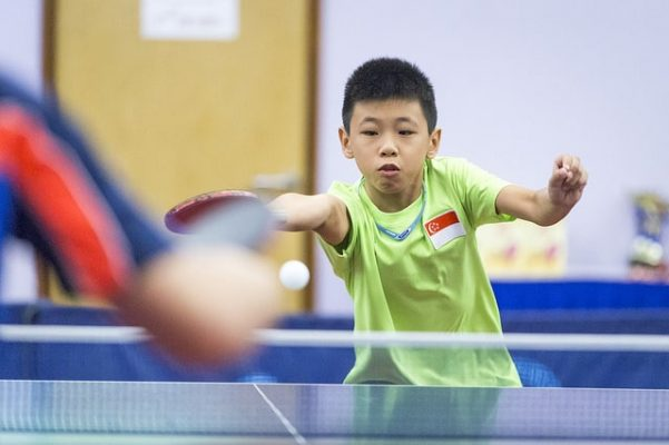 Table Tennis Coach Singapore Table Tennis Lessons MyFitnessComrade