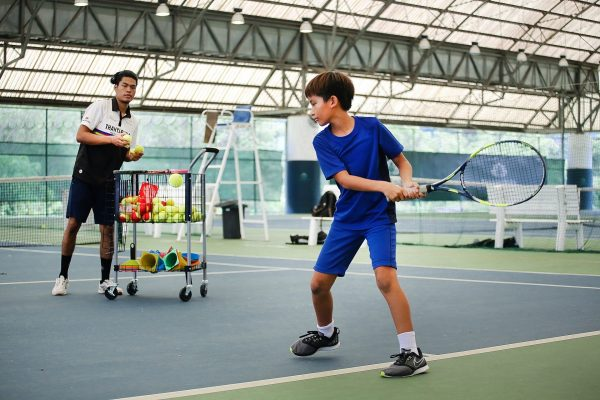 Private Tennis Lessons Singapore Private Tennis Coach MyFitnessComrade MFC